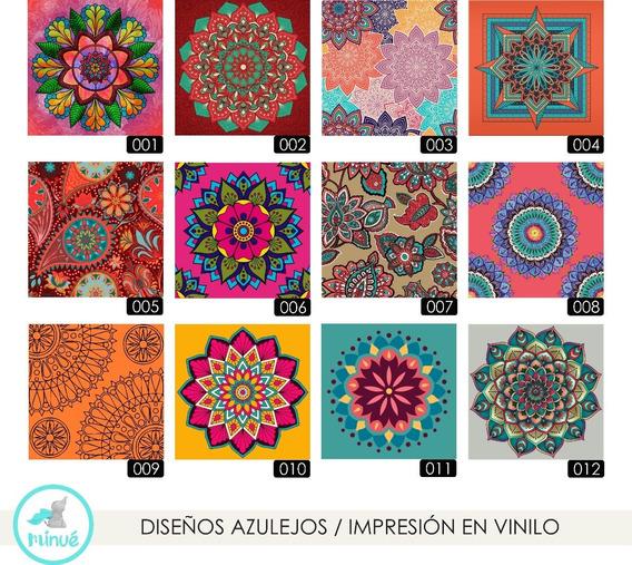 Vinilos Para Azulejos, Autoadhesivos 20x20