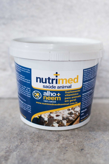Alho + Neem 100% Natural