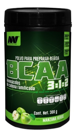 Bcaa Advance Nutrition Bcaa 3:1:2 30 Porciones