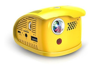 Mini Proyector Portátil Wowoto Q1 150 Lm Ansi, Inteligente