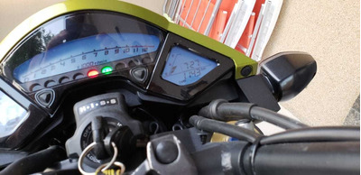 Honda Cb1000r 2012 1.200km Originais - Manual+chave Reserva