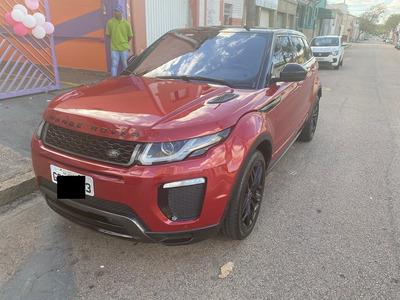 Land Rover Evoque Vogue Vermelho Hse Dynamic 2.0 Turbo +teto