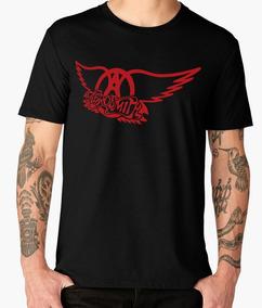 Playeras De Aerosmith Ropa Barata