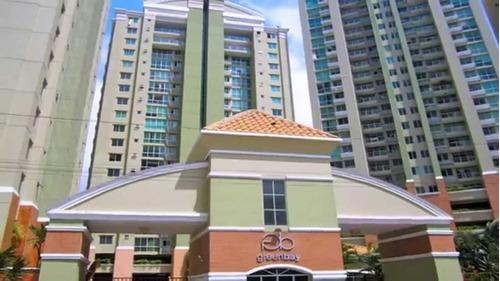 Imagen 1 de 14 de Venta De Apartamento En Ph Green Bay Costa Del Este 19-3653