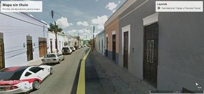 Terreno De 1063 M2 Ideal Para Construir Hotel En El Centro De Merida