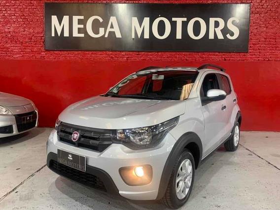 Fiat Mobi 2019 1.0 Way Live On