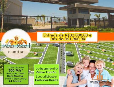 Terreno Residencial À Venda, Centro, Peruíbe - Te0027. - Te0027