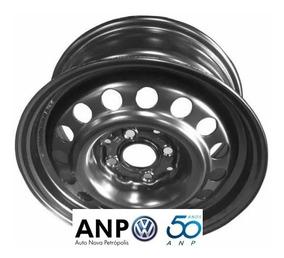 1 Roda Ferro Aro 14 Origin Volkswagen 4 Furos Gol Voyage Up