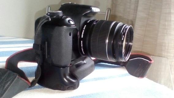 Câmera Fotográfica T3i Cannon