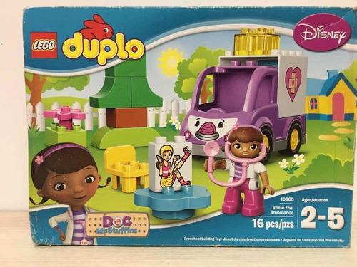 Lego Duplo Doctora Original