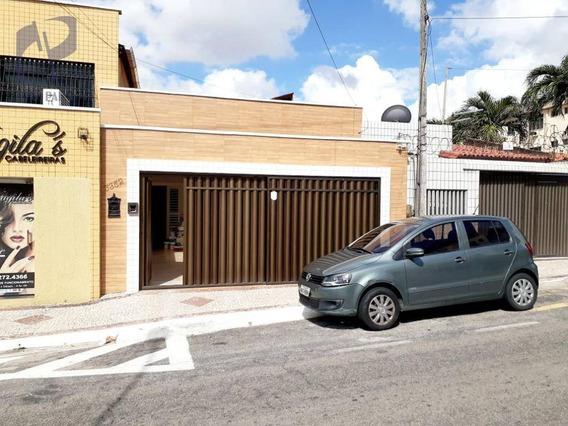 Casa Para Fins Comerciais Na Avenida Rui Barbosa - Ca3017