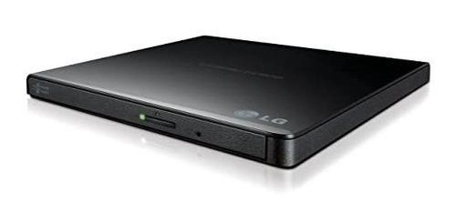 Imagen 1 de 3 de Reproductor Dvd LG Electronics Gp65nb60 Black
