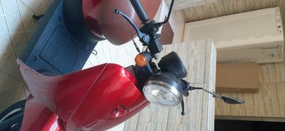 Moto Scooter Bull Spirit