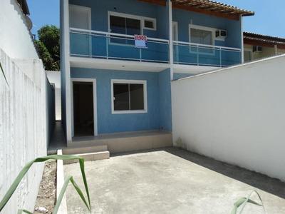 Casa Em Colubande, São Gonçalo/rj De 87m² 2 Quartos À Venda Por R$ 200.000,00 - Ca213007
