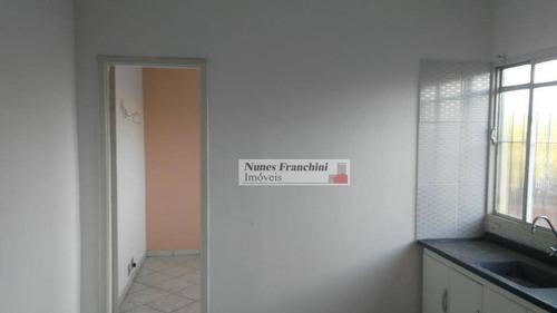 Studio Para Alugar, 35 M² Por R$ 700,00/mês - Casa Verde Alta - São Paulo/sp - St0012