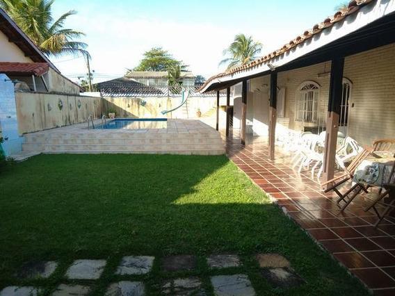 Casa Em Parque Balneário Oásis, Peruíbe/sp De 175m² 4 Quartos À Venda Por R$ 480.000,00 - Ca534161