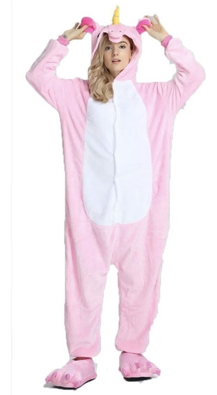 Pijama Unicornio Kigurumi Cosplay Dormir Envio Gratis