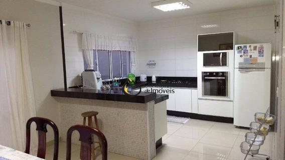 Casa Residencial À Venda, Parque Bom Retiro, Paulínia - Ca0631. - Ca0631