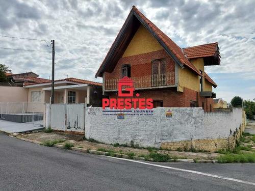 Casa De Rua-à Venda-parque Bela Vista-votorantim - Stca30195