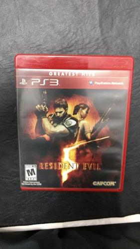 Resident Evil 5 Para Ps3