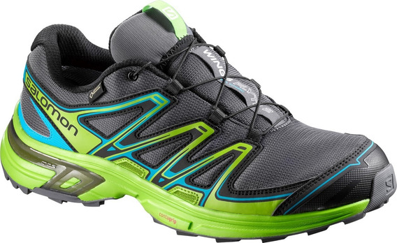 Zapatillas Hombre Salomon - Wings Flyte 2 Gtx Trail Running