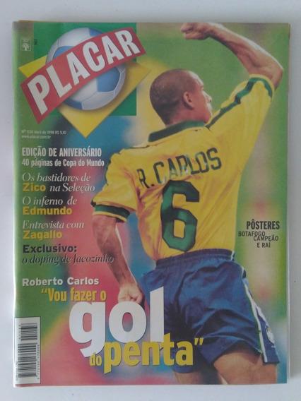 Revista Veja Minha Coleção Placar - Esporte Futebol Seleção