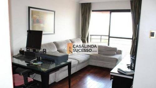 Imagem 1 de 10 de Apartamento 80m² 3 Dormts. 2 Vagas Próx. À Av. Conselheiro Carrão - Ap5543 - Ap5543