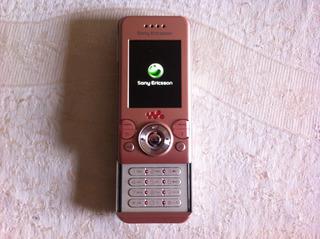 Celular Sony Ericsson W580i Liberado 100% Funcional