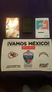 Mexico Game Los Angeles V Kansas City Toalla Catalogo Boleto