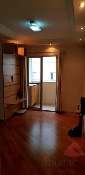 Lindo Apartamento Taboão 3 Dormitórios Sendo 1 Suíte - Jardim América - 723