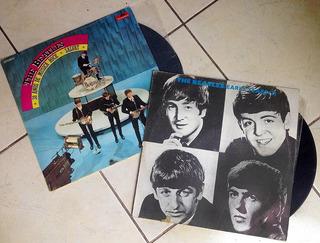 2 Lp Acetato The Beatles 30 Años Salvat Y Early Years México