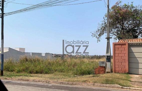 Excelente Terreno À Venda, 891 M² Por R$ 270.000 - Balneario Tropical - Paulínia/sp - Te1033
