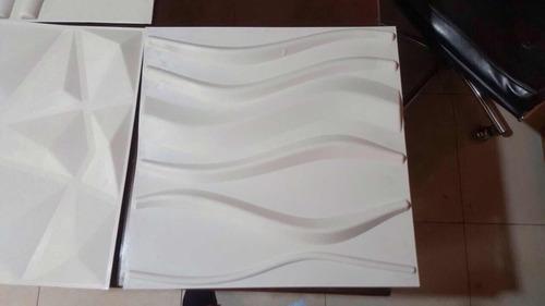 Paredes 3d Board Panel Decorativo Lago 40 X 40 Cm Vb-403