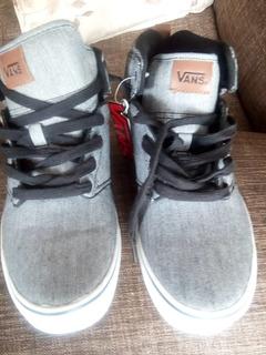 zapatillas de hombre vans en ofertas