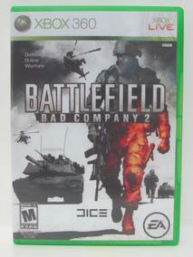 Battlefield Bad Company 2 - Xbox 360 Original Mídia Física