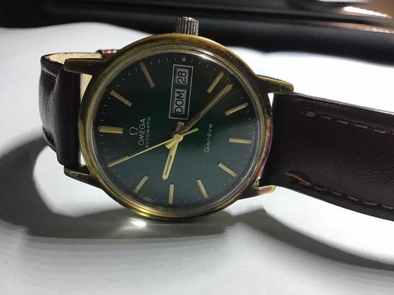 Relógio Omega Vintage Automático Day Date