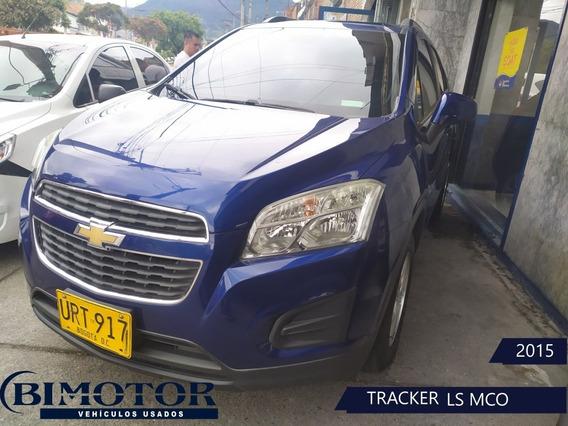Chevrolet Tracker Ls Mec
