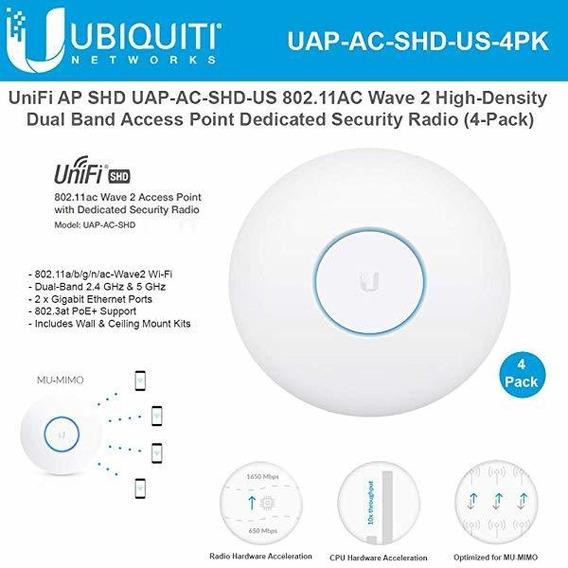 Access Point Ubiquiti Unifi Ac Shd 802.11ac Wave 2 Dual-ban®