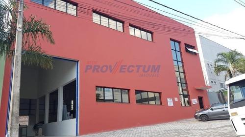 Galpão Para Aluguel Em Distrito Industrial Benedito Storani - Ga259129