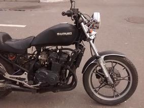 Moto Suzuki Tempter Gr 650