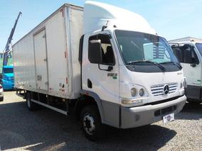 Caminhão 3/4 Baú Mb 915 2011 Semi-novo