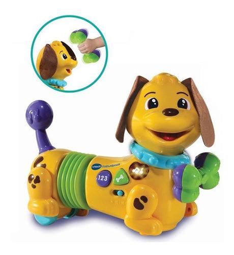 Imagen 1 de 7 de Mascota Musical Perrito Sigueme Luz Y Sonido Original Vtech