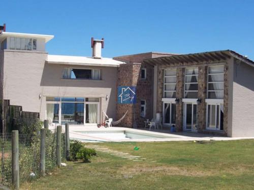 Vista Al Mar, Espectacular Casa En Laguna Del Diario- Ref: 1434