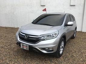 Honda Cr-v Ex 2015 4x4 Plata ,excelente Estado