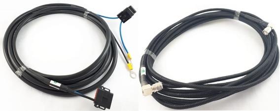 Chicote Alim Trimble Bateria E Cb Antena Gps Ez Guide 250