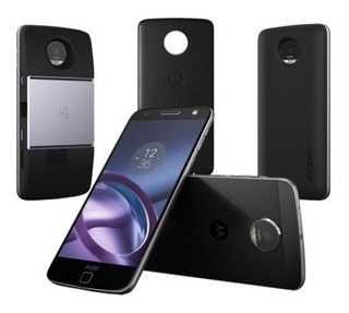 Smartphone Motorola Moto Z Power & Projector Ed. Preto 5.5