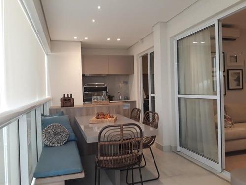 Apartamento À Venda, 115 M² Por R$ 848.592,00 - Jardim Panorama - São José Do Rio Preto/sp - Ap5155