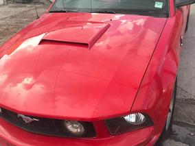 Ford Mustang 4.6 Gt Base 5vel Tela Mt 2007