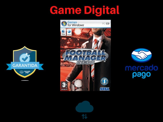 Football Manager 08 Envio Online Pc