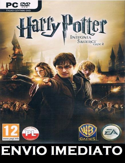 Jogo Harry Potter E As Relíquias Da Morte: Parte 2 - Digital